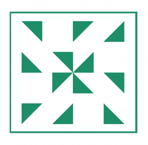 Geometrisches Muster Nr.01 | 20cm x 20cm - Schablonen für Fliese - Wand - Möbel|