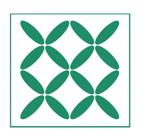 Geometrisches Muster Nr.05 | 20cm X 20cm   Schablonen Für Fliese   Wand    Möbel|