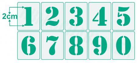 Leere Spielkarte 5 Buchstaben