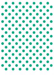 Muster-Schablone Kreise Nr.3 für Hintergründe auf Wand - Möbel oder Textilien